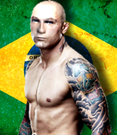 Mixed Martial Arts Fighter - Pedro Rodrigues Filho