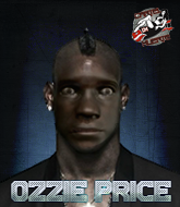 Mixed Martial Arts Fighter - Ozzie Price