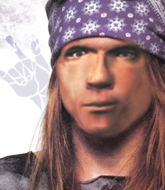 Mixed Martial Arts Fighter - Axl Rose