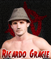 Mixed Martial Arts Fighter - Ricardo Gracie