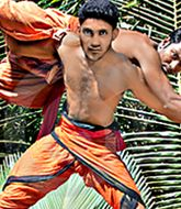 Mixed Martial Arts Fighter - Ravi Vamoosh