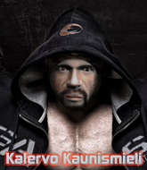 Mixed Martial Arts Fighter - Kalervo Kaunismieli
