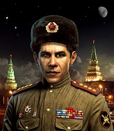 Mixed Martial Arts Fighter - Russian Obama
