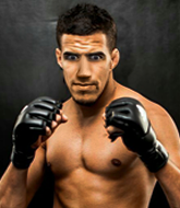 Mixed Martial Arts Fighter - Afeef Isa Baba