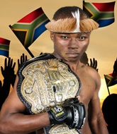 Mixed Martial Arts Fighter - Zulu Zulu