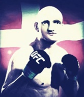 Mixed Martial Arts Fighter - Johnny McCartney