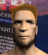 Mixed Martial Arts Fighter - Conor The Highlander