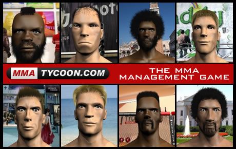 MMA Tycoon - The MMA Management Game