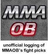 MMA MHandicapper - MMAOddsbreaker (Log)