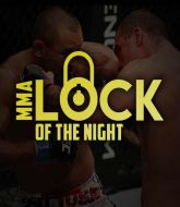 MMA MHandicapper - Lock of the Night
