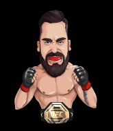 MMA MHandicapper - Georgy Makarov