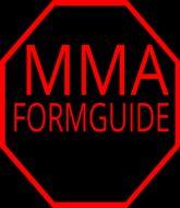 MMA MHandicapper - MMAFormGuide