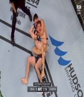 MMA MHandicapper - Back Control