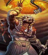 MMA MHandicapper - Falcon Warlord