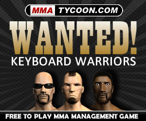 MMA Tycoon - MMA Sim Game